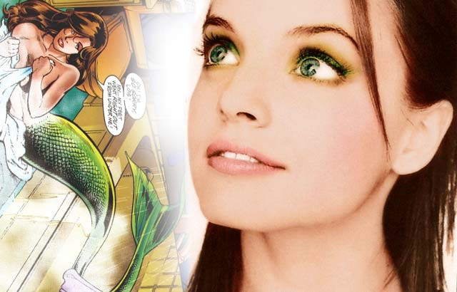 Arthur Curry / Aquaman... Avril Lavigne